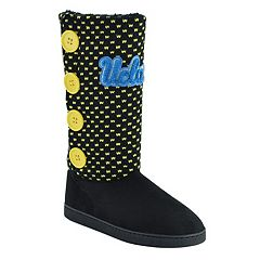 Women's UCLA Bruins Button Boots