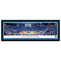 Kentucky Wildcats Basketball Stadium Framed Wall Art