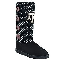 Women's Texas A&M Aggies Button Boots