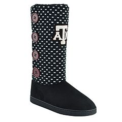 Women's Texas A&M Aggies Button Boots