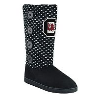 Women's South Carolina Gamecocks Button Boots