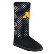 Women's Minnesota Golden Gophers Button Boots