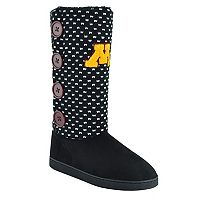 Women's Minnesota Golden Gophers Button Boots