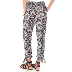 Women's Apt. 9® Printed Soft Pants