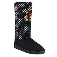 Women's Florida State Seminoles Button Boots