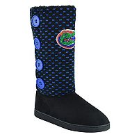 Women's Florida Gators Button Boots