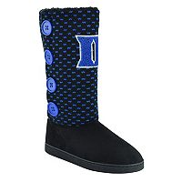 Women's Duke Blue Devils Button Boots