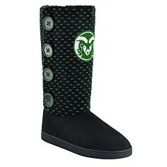 Women's Colorado State Rams Button Boots