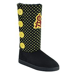 Women's Arizona State Sun Devils Button Boots