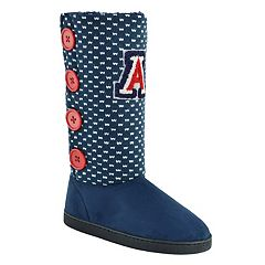 Women's Arizona Wildcats Button Boots