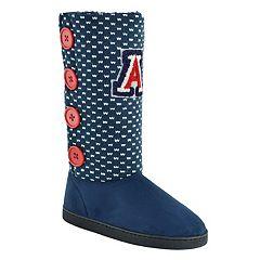Women's Arizona Wildcats Button Boots