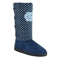 Women's North Carolina Tar Heels Button Boots