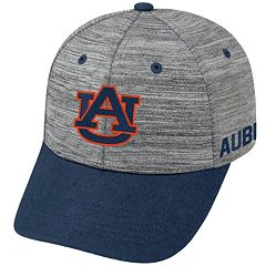 Adult Auburn Tigers Backstop Snapback Cap
