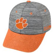 Adult Clemson Tigers Backstop Snapback Cap