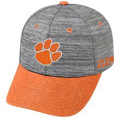 Adult Clemson Tigers Backstop Snapback Cap