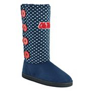 Women's Ole Miss Rebels Button Boots