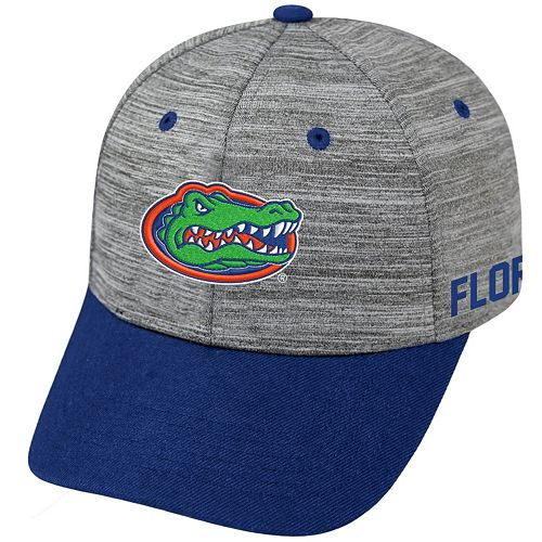 Adult Florida Gators Backstop Snapback Cap