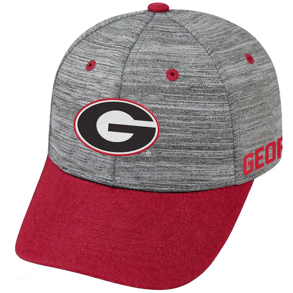 Adult Georgia Bulldogs Backstop Snapback Cap