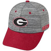 Adult Georgia Bulldogs Backstop Snapback Cap