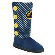 Women's Cal Golden Bears Button Boots