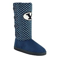 Women's BYU Cougars Button Boots