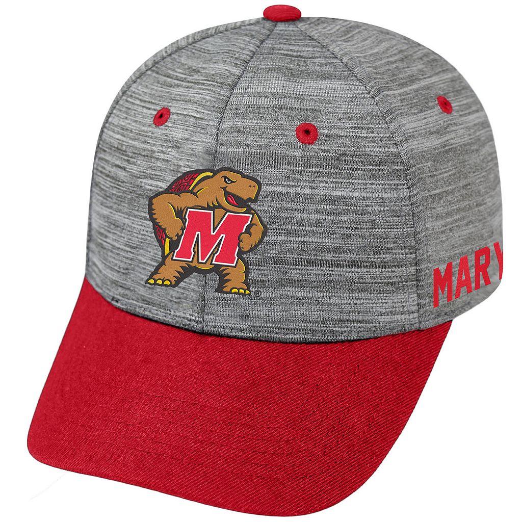 Adult Maryland Terrapins Backstop Snapback Cap