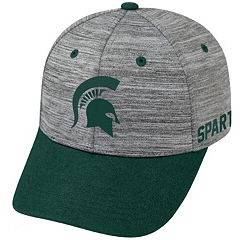 Adult Michigan State Spartans Backstop Snapback Cap