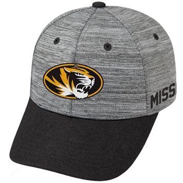 Adult Missouri Tigers Backstop Snapback Cap