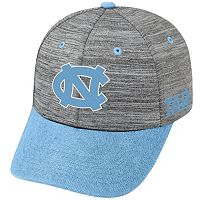 Adult North Carolina Tar Heels Backstop Snapback Cap