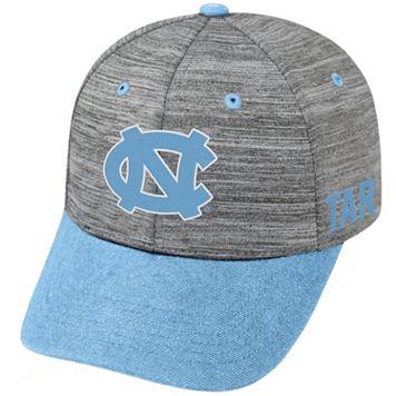 Adult North Carolina Tar Heels Backstop Snapback Cap