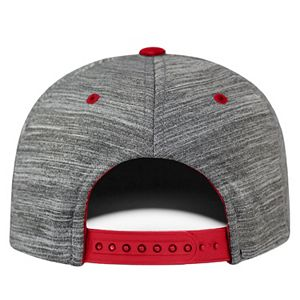 Adult Nebraska Cornhuskers Backstop Snapback Cap