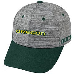 Adult Oregon Ducks Backstop Snapback Cap