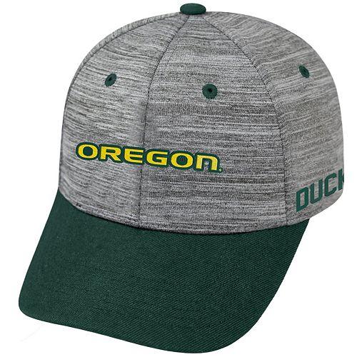 Adult Oregon Ducks Backstop Snapback Cap