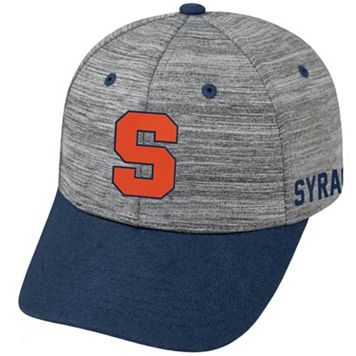 Adult Syracuse Orange Backstop Snapback Cap