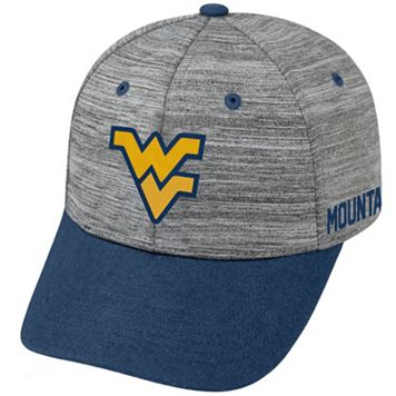 Adult West Virginia Mountaineers Backstop Snapback Cap