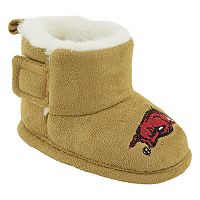 Baby Arkansas Razorbacks Booties