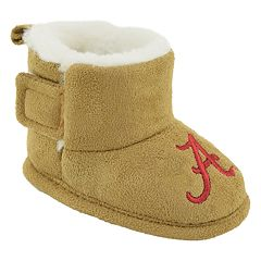 Baby Alabama Crimson Tide Booties