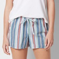 Women's SONOMA Goods for Life™ Basic Poplin Shorts