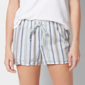 Women's SONOMA Goods for Life™ Basic Poplin Shorts