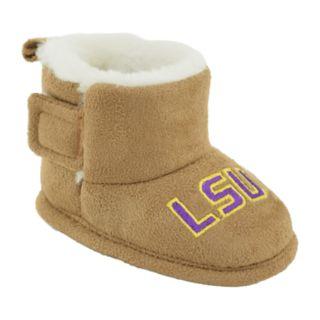 Baby LSU Tigers Booties