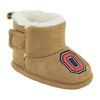 Baby Ohio State Buckeyes Booties