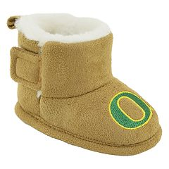 Baby Oregon Ducks Booties