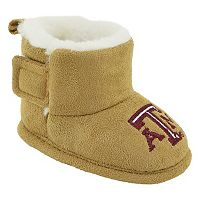 Baby Texas A&M Aggies Booties