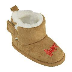Baby Nebraska Cornhuskers Booties