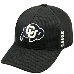 Adult Colorado Buffaloes Booster Plus Memory-Fit Cap