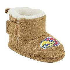 Baby Kansas Jayhawks Booties