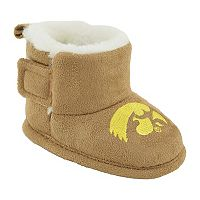 Baby Iowa Hawkeyes Booties