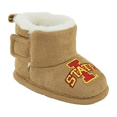 Baby Iowa State Cyclones Booties