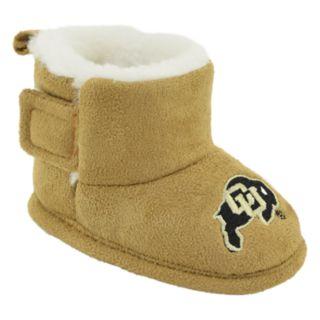 Baby Colorado Buffaloes Booties
