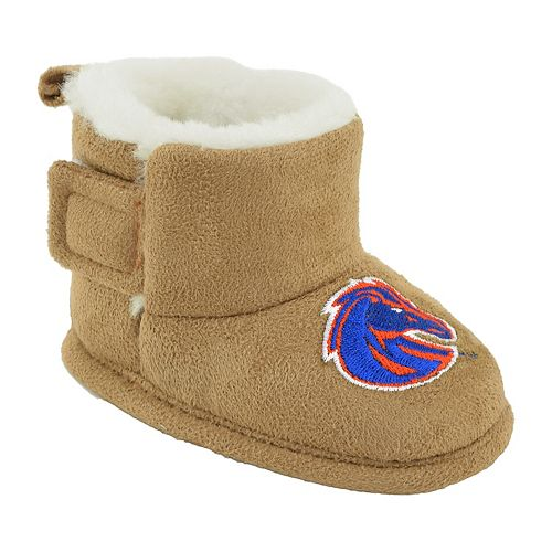 Baby Boise State Broncos Booties
